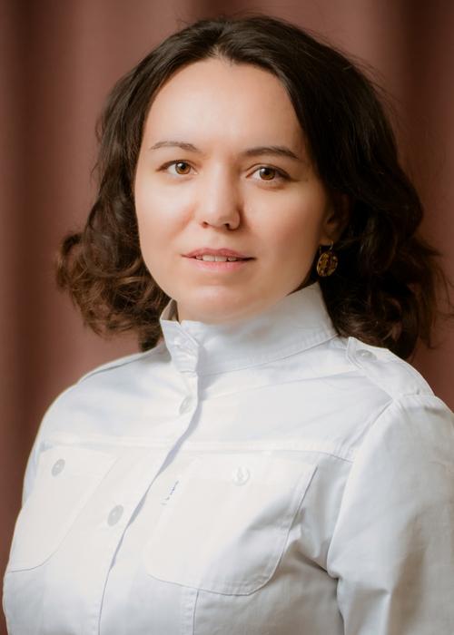 Гумарова Ляйсан Шамиловна